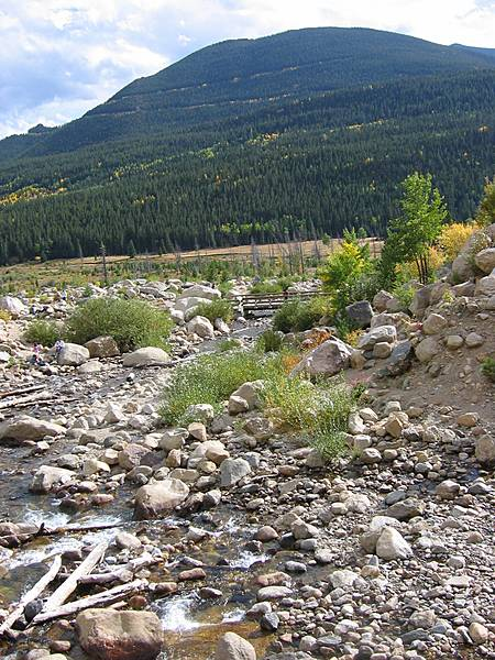 Alluvial Fan / Fall Colors