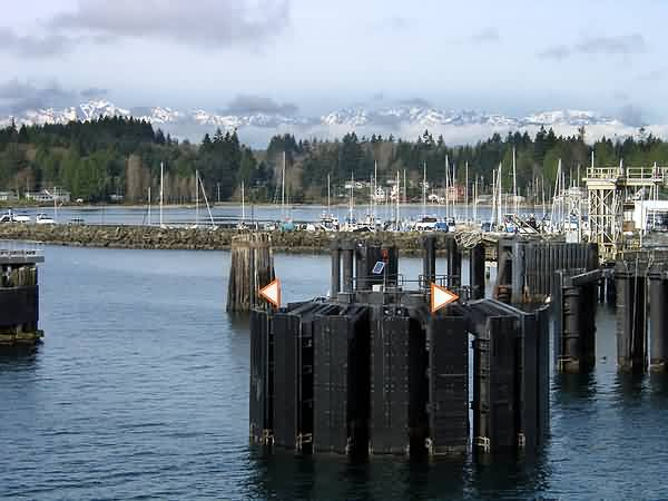 Edmunds Ferry Dock
