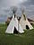Teepees & Visitor Center